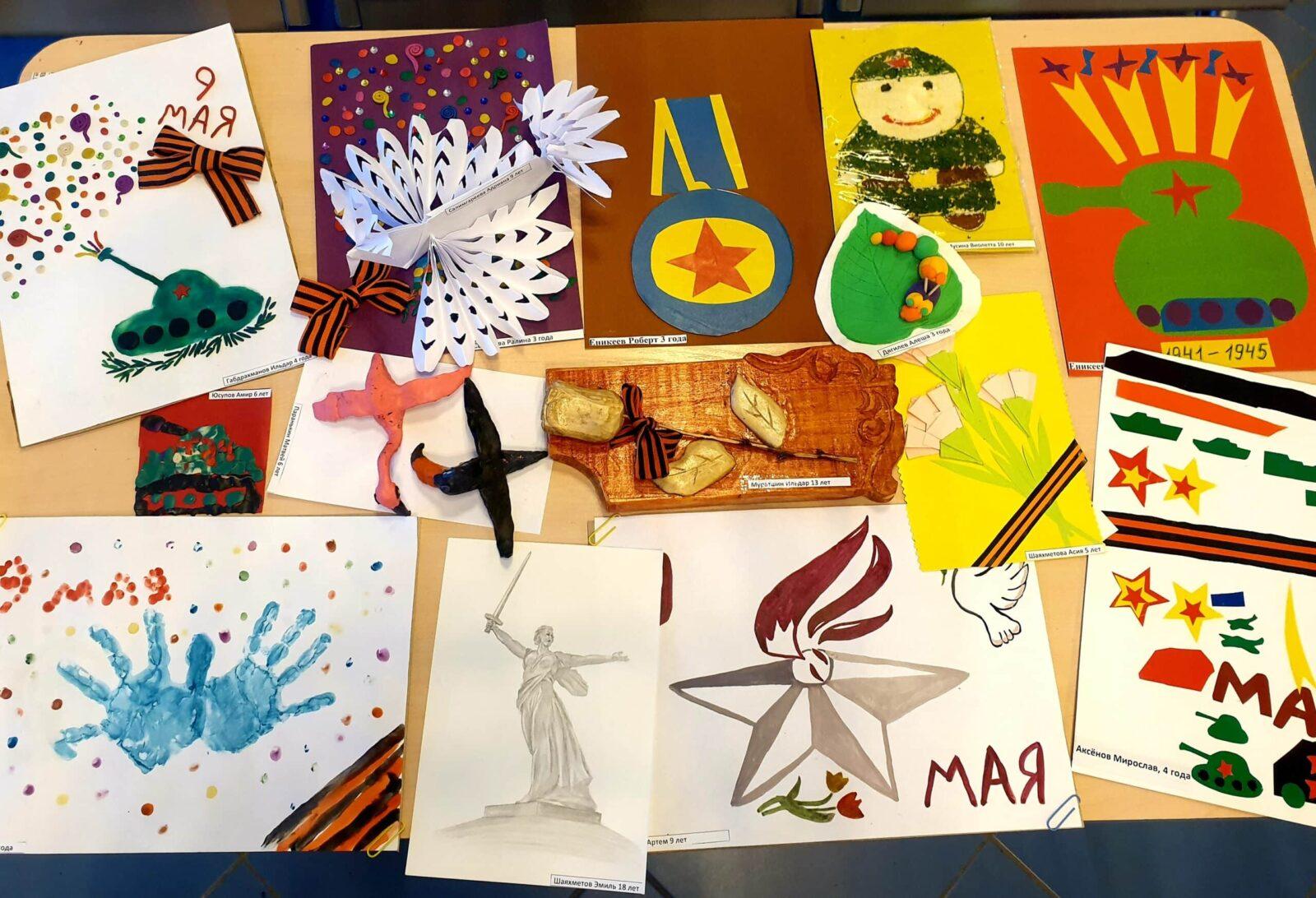 В ФБУ ЦСМ Республики Башкортостан открылась выставка детских рисунков