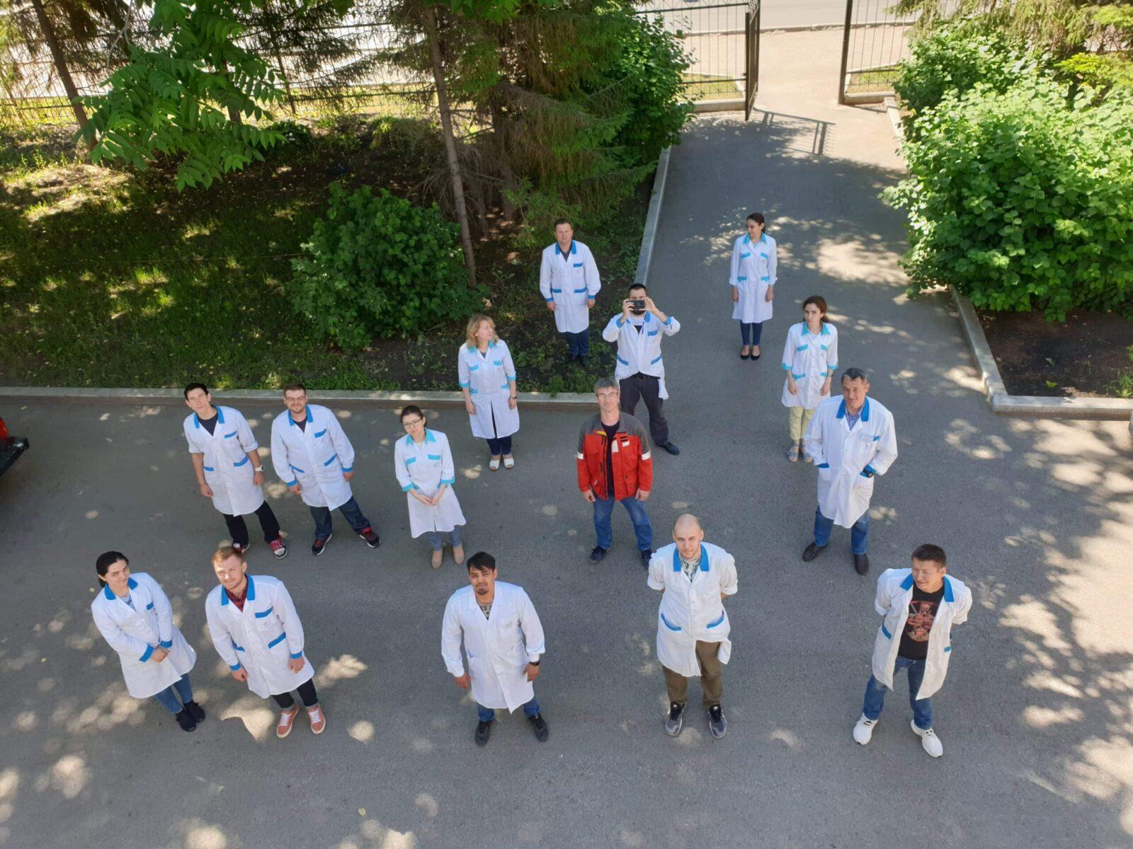 Молодые специалисты ЦСМ Республики Башкортостан рассказали о своей работе