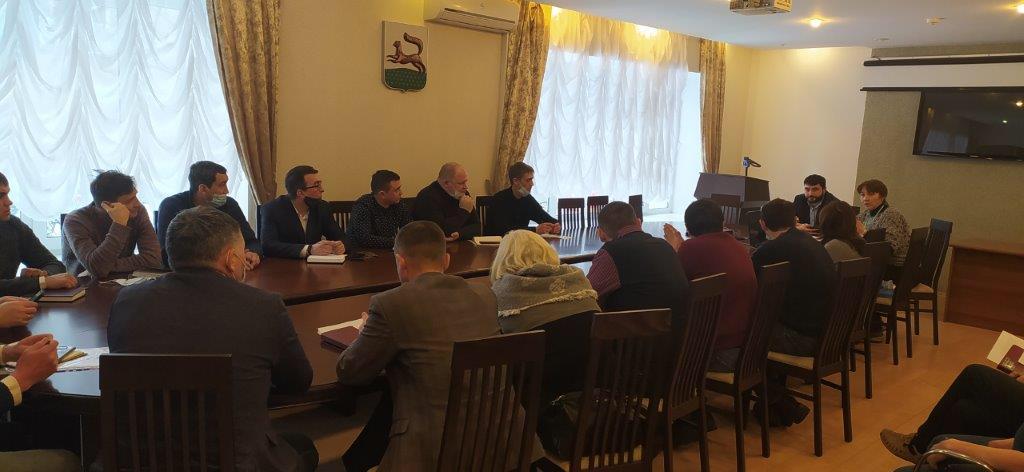 Сотрудники ЦСМ Республики Башкортостан приняли участие в городском семинаре