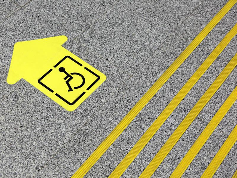 Утверждён стандарт для формирования доступной среды на автомобильных дорогах